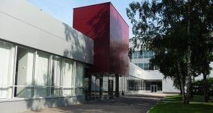 Здание банка Ттинькофф