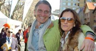 Рина Восман и Олег Тиньков