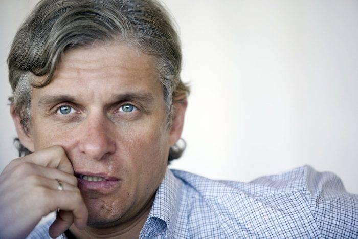 Олег Тиньков и его шрамы