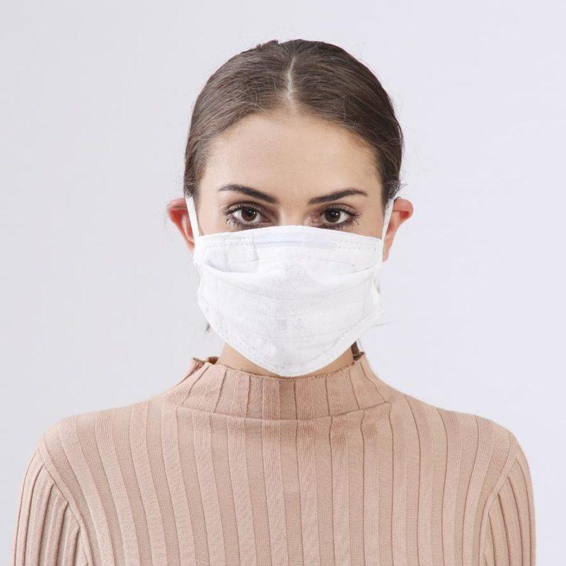 Марлевая маска