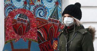 Москва на карантине