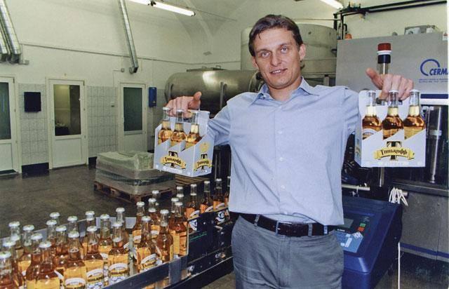 Пивоваренный завод Тинькофф