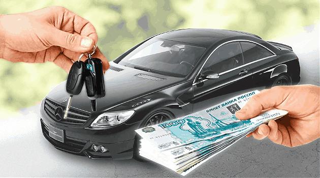Автомобиль в кредит от Тниькофф