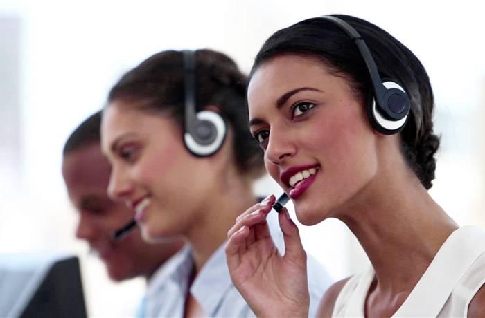 Разговор с оператором call-центра