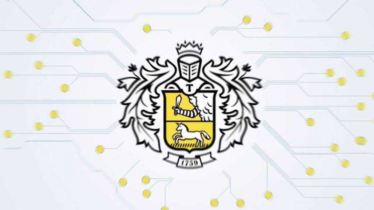 Герб банка Тинькофф